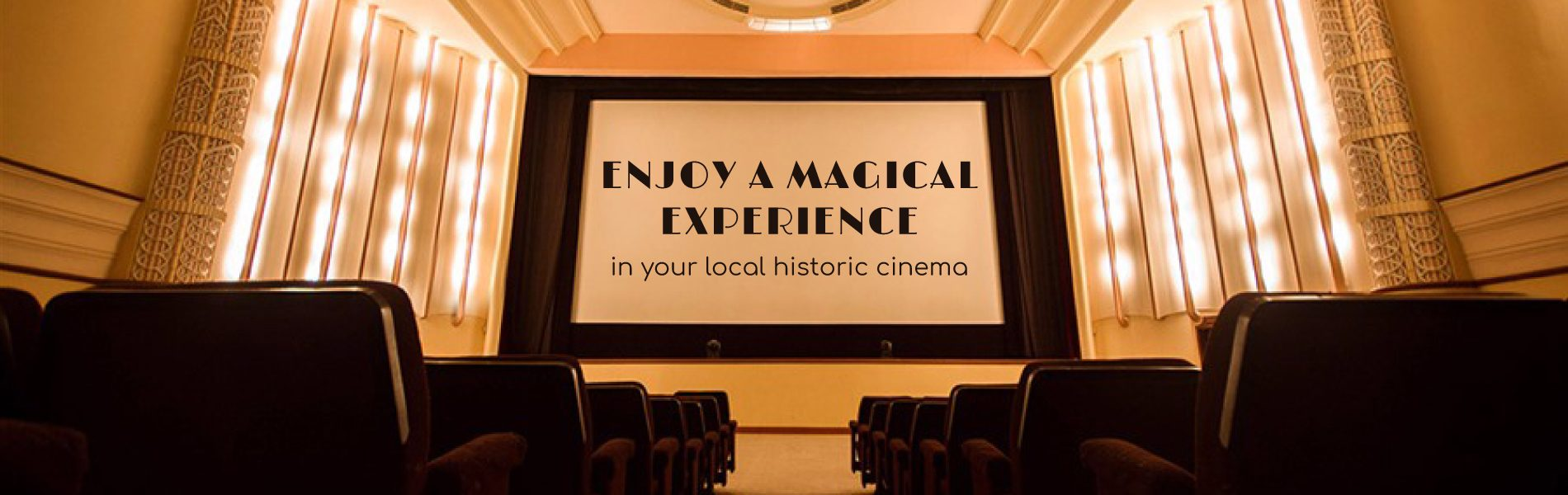 the regal theatre � enjoy a magical experience in your